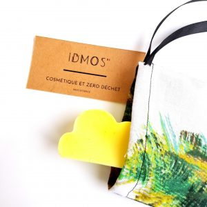 Après- shampoing solide spécial blonds- IDMOS