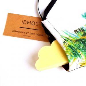Après- shampoing solide spécial antipelliculaire – IDMOS