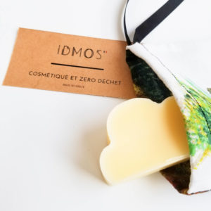 Après- shampoing solide spécial pointes sèches- IDMOS