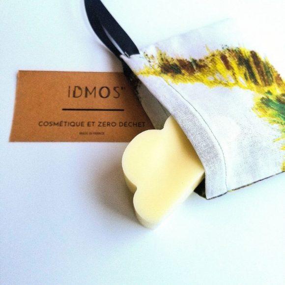 Après- shampoing solide spécial brun- IDMOS
