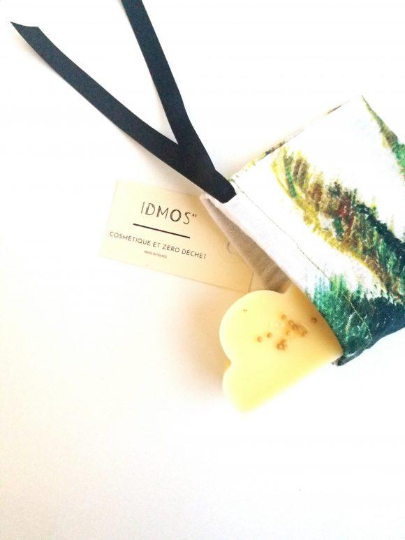 Après- shampoing solide spécial anti chute- IDMOS