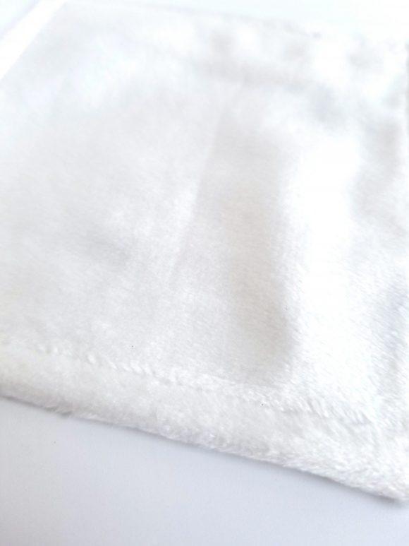 Lingettes réutilisables et lavables à l'unité- IDMOS